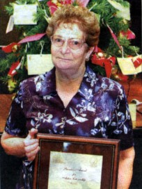 2001 - Premier's Award for Active Citizenship