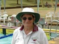 2004 - Refereeing at the Merrylands SwimFest