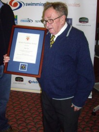 2007 - Swimming NSW Service Excellence Award