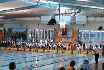 Blacktown Aquatic CentreBlacktown Aquatic Centre hosted the 2019 Metro South West Sprint Meet.