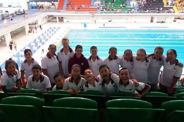 Sydney Olympic Park Aquatic CentreOur team swam 51 new personal best times at Speedo Sprint Heats.