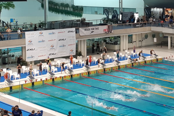 Congratulations to Alison Sakurovs and Reece Tomkinson who swam at the NSW State Open Championships held at SOPAC last weekend.