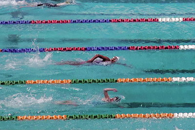 Merrylands swimmers won medals in 4 events and were finalists in another 17 at the Metro South West Championships.