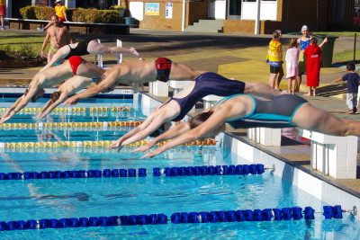 Hit the Water